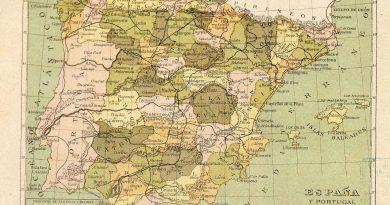 MAPA-TALAVERA-TALAVERA DE LA REINA-PRECONSTITUCIONAL- CONSTITUCION